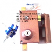 Serrure Bricard Chifral Multipoints